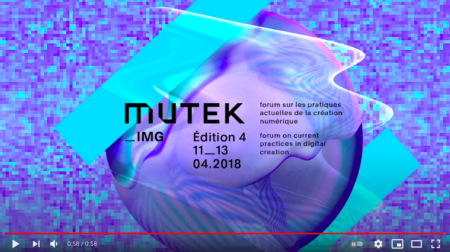 preview of MUTEK_IMG promotional video